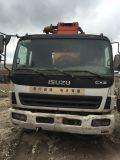 Usado mais barato da bomba de Concreto, Sany caminhões Isuzu Bomba de concreto para venda