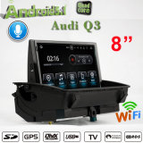 "Android 7.1 do reprodutor de DVD do carro de 8 "" Carplay antiofuscante para Audi Q3 2+16g instantâneo"