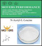 工場供給のアミノ酸のLロイシン100の網