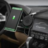De magnetische Auto zet Draadloze Lader op kan Uw Telefoon Ladend maken terwijl het Navigeren