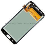 Экран LCD мобильного телефона для индикации края G935 LCD галактики S7 Samsung вполне