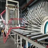 Ligne d'usine de panneau de particules/machine de travail du bois