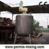Tanque de mezcla de leche, alimentos, productos químicos
