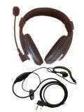 Walkie Talkie Ear Hook Earphone para Motorola com alta qualidade