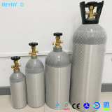 El aluminio 2.5lbs 5lbs 10lbs 20lbs de cilindro de CO2 para cerveza Homebrewer