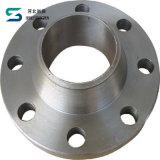 DINの炭素鋼のステンレス鋼のフランジは管付属品のためのフランジの緩いフランジを重ね継ぎする