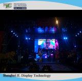 Preço baixo do visor LED SMD interior fase P6 de alta resolução