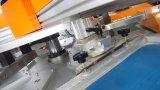Aussondern/doppelte Farben-automatische Bildschirm-Drucken-Maschine