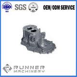 OEM/Custom Kohlenstoffstahl-Gussteil-Aufbau-Halter mit ISO