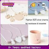 Kundenspezifisches Qualitäts-Metallzeichen-Marken-Armband-Form-Armband