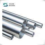 Tubo de acero inoxidable soldado (SUS201 202 304 304L) para la construcción