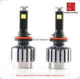 Светодиодный индикатор автомобилей светодиодных фар H8 с электровентилятора системы охлаждения двигателя