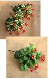 休日のパーティの装飾のためのクリスマスのキヅタの人工花