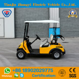 Тележка гольфа Zhongyi 2 Seater электрическая с задним сиденьем