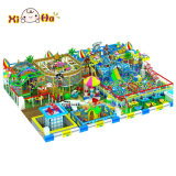 Моста спортивной площадки спортивной площадки детей игра крытого мягкая