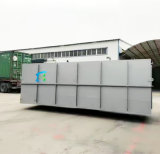 Tipo unità sotterranea di Wsz di trattamento di acque luride per il trattamento di acqua di scarico residenziale