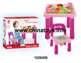 Детей пластмассовые игрушки письменный стол с музыкой&(1026406)