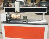 Router 1200 do CNC do Woodworking da fonte 3D da fábrica de China com giratório