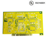 Enig Green Soldermask Multilayer PCB Fr-4 Placa de Circuito