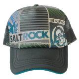 5 Painel de malha Bordado Impressão lavados de moagem Caminhoneiro Hat (TRNT13008)