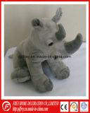 Het hete Stuk speelgoed van de Rinoceros van de Pluche van de Verkoop voor de Gift van de Baby