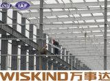 Material de construcción fácil de la estructura de acero de la instalación del bajo costo
