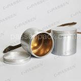 алюминиевый опарник 200ml для упаковывать листьев чая (PPC-AC-040)