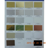 Aluminum rivestito Blank Sheets per Sublimation Printing