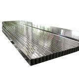 Haute qualité tube rectangulaire en acier inoxydable pour la décoration
