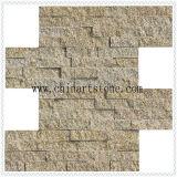 Ferrugento Cultura revestimento de paredes de pedra de granito para decoração