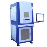 macchina UV della marcatura del laser 355nm per i caricatori di plastica delle coperture dell'interruttore