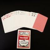 Especial Club Casino Poker Naipes (alemán básico negro papel).