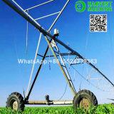 Types trois matériel de la Chine de système d'irrigation de pivot de centre de ferme de roues