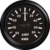 Migliore Sale 52mm Ammeter ampère Gauge con Sensor +/-80A