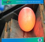 鉱山およびセメントのプラントのための20-150mm造られた粉砕の鋼球