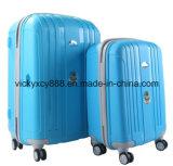 Cassa della valigia di imbarco di corsa dei bagagli del carrello a ruote ABS (CY6855)