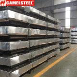Preço de aço galvanizado da telhadura feito em China