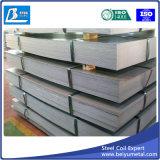 Z275 G90 de tôle en acier galvanisé de 1,5 mm Gi feuille de métal