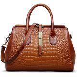 Bag PU革OEM/ODM女性ハンドバッグデザイナー方法女性は袋に入れる熱い販売法袋(WDL0403)を