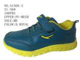 Nr 51566 Twee Schoenen van de Sport van de Schoenen van het Jonge geitje van de Kleur met Klitband