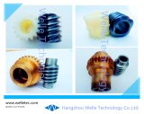 Roda de worm, engrenagem sem fim, Componentes de Acionamento, partes separadas de transmissão de potência, Personalizado