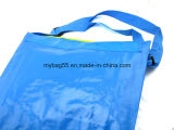 Изготовление PP OEM рекламируя мешок плеча