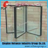 Panneaux de verre isolés, unités de verre à double vitrage, verre isolant avec Ce & ISO