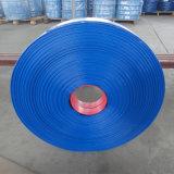 Tubo flessibile di consegna dell'acqua di pozzo profondo del PVC Layflat per irrigazione goccia a goccia