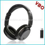 Nuevo receptor de cabeza estéreo sin hilos de radio del auricular del diseño FM Bluetooth
