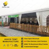 Tente de guichet de PVC d'espace libre de type de Français de Huaye 20m pour l'événement extérieur (hy069b)