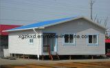 Конструкция Double-Deck сборные дома с поручнями из нержавеющей стали (KXD-pH7)