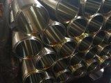 Tipo cilindro hidráulico de Hyva de Parker Hitachi com a tubulação de petróleo de Rod de pistão