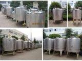 Tank van de Opslag van de Melk van het Gebruik van het voedsel de Sanitaire Zuivel