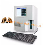 Grande LCD a cores de 10,4 polegadas 3 parte de analisador de Hematologia